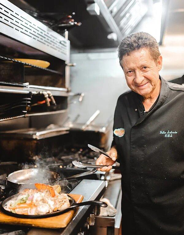 Chef Felix