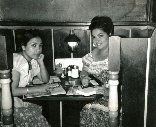 Cecilia and Lenore