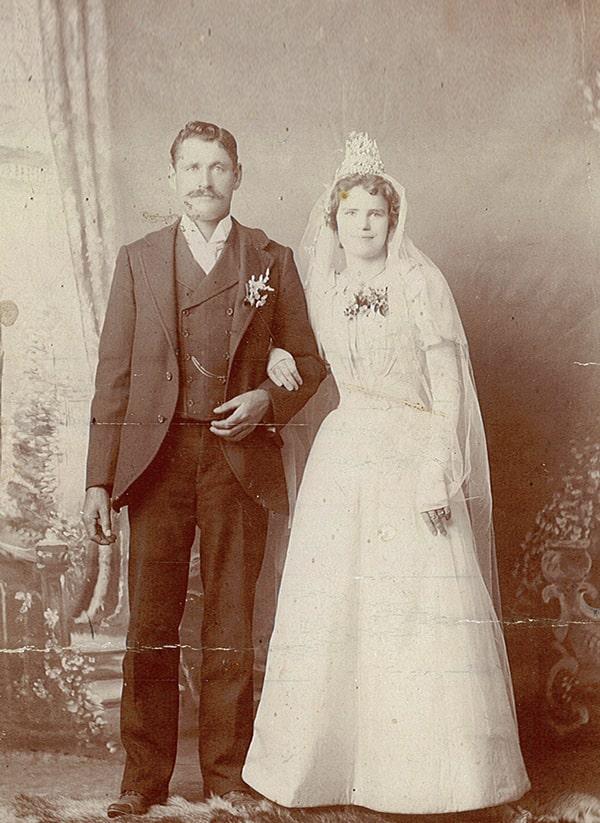 William and Lydia